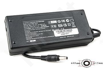 Notebook power supply COMPAQ 220V, 90W: 19V, 4.74A
