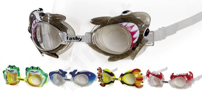 Plaukimo akiniai KIDS OCEAN 4104