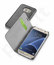 Samsung Galaxy S7 dėklas Book Essen Cellular juodas