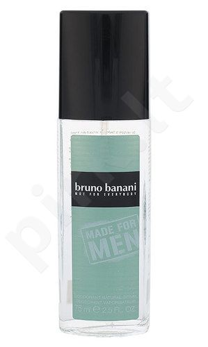 Bruno Banani Made for Men, dezodorantas vyrams, 75ml