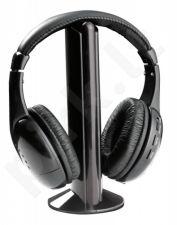 Titanum TH110 Bevielės ausinės FM / su mikrofonu - LIBERTY