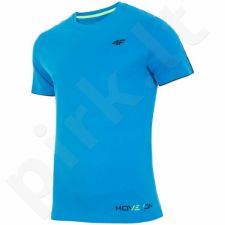 Marškinėliai 4f M H4L17-TSM006 mėlyna