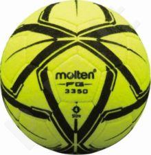 Futbolo kamuolys indoor F4G3350 velt. 4d.