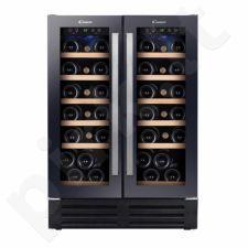 Įmontuojamas vyno šaldytuvas Candy CCVB 60D