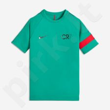 Marškinėliai futbolui Nike Dry Academy CR7 Junior 894870-348