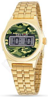 Laikrodis SECTOR   Street Digital 1980 Yg Dial Brac
