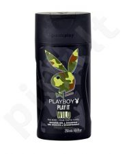 Playboy Play It Wild, dušo želė vyrams, 250ml