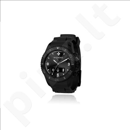 MyKronoz Smartwatch ZeClock Black OLED Display