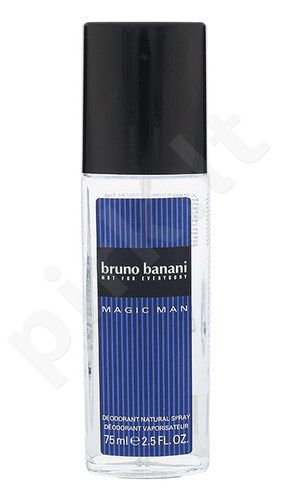 Bruno Banani Magic Man, dezodorantas vyrams, 75ml