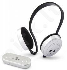 Titanum TH111 Bevielės ausinės FM / su mikrofonu - SWING