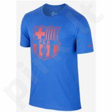 Marškinėliai Nike Barcelona Dry Crest Tee M 832717-480