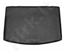 Guminis bagažinės kilimėlis MAZDA CX 3 2015->  (upper boot) black /N24020