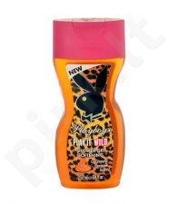 Playboy Play It Wild, dušo želė moterims, 250ml