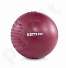 Gimnastikos kamuolys GYMNASTICS BALL 75cm burgundy