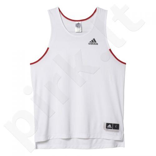 Marškinėliai krepšiniui Adidas Commander M AZ9556