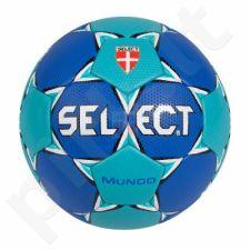 Rankinio kamuolys Select Mundo 1 mėlyna