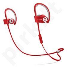 Ausinės Beats PowerBeats2 Wireless MHBF2ZM/A red