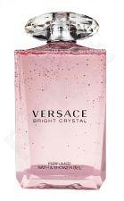 Versace Bright Crystal, 200ml, dušo želė moterims