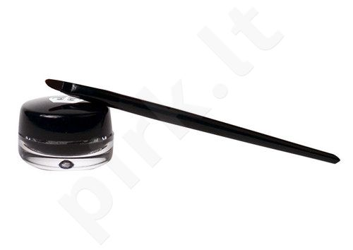 Rimmel London Scandal Eyes atsparus vandeniui gelis akių kontūrų priemonė, kosmetika moterims, 2,4g, (001 Black)