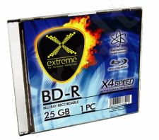 BluRay BD-R Extreme [ slim jewel case | 25GB | 4x ]