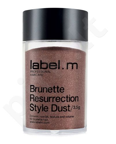 Label m Brunette Resurrection Style Dust, kosmetika moterims, 3,5g