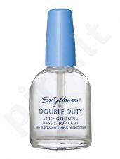 Sally Hansen Double Duty Base & Top Coat, kosmetika moterims, 13,3ml