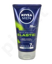 Nivea Men Styling plaukų gelis Elastic, kosmetika vyrams, 150ml