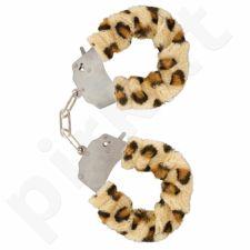 Antrankiai su leopardiniu kailiuku