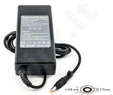 Notebook power supply HP 220V, 90W: 19V, 4.74A