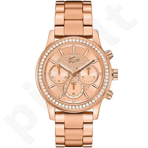 Lacoste Charlotte 2000834 moteriškas laikrodis-chronometras