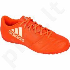 Futbolo bateliai Adidas  X 16.3 TF M Leather S79588