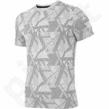 Marškinėliai 4f M H4L17-TSM011 pilkas