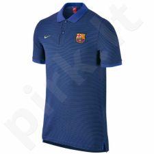 Marškinėliai Polo Nike FC Barcelona Grand Slam Slim M 777268-481