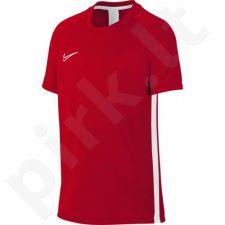 Marškinėliai futbolui Nike B Dry Academy SS Junior AO0739-657