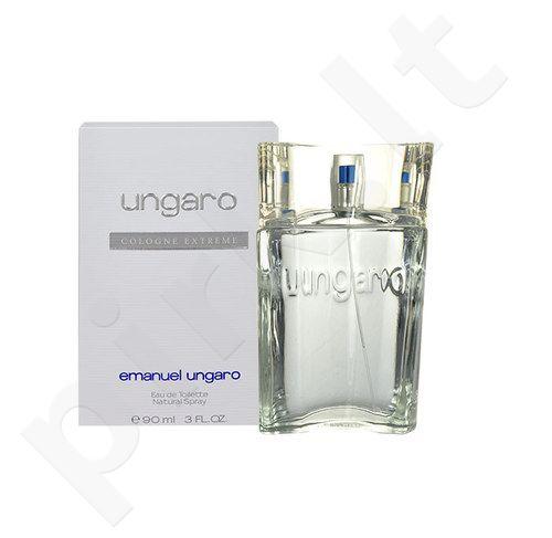 Emanuel Ungaro Ungaro Cologne Extreme, EDT vyrams, 90ml