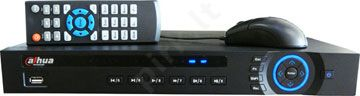 IP Network recorder 8 ch NVR7208-8P