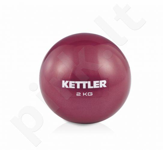 Kamuolys TONING BALL 2,0kg