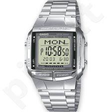 Casio Collection DB-360-1ADF vyriškas laikrodis-chronometras