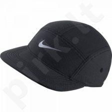 Kepurė  su snapeliu Nike AW84 Running  Cap W 651661-010