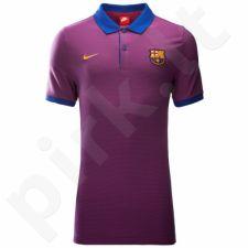 Marškinėliai Polo Nike FC Barcelona Grand Slam Slim M 777268-480