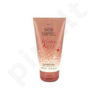 Naomi Campbell Winter Kiss dušo želė moterims, 150ml