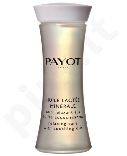 Payot Huile Lactee Minerale dušo ir vonios aliejus, 125ml, kosmetika moterims