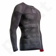 Marškinėliai Compressport ON/OFF Multisport Shirt Longsleeve M TSON-LS90