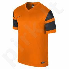 Marškinėliai futbolui Nike TROPHY II M 588406-815
