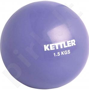 Kamuolys TONING BALL 1,5kg