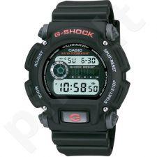 Casio G-Shock DW-9052-1VDR vyriškas laikrodis-chronometras
