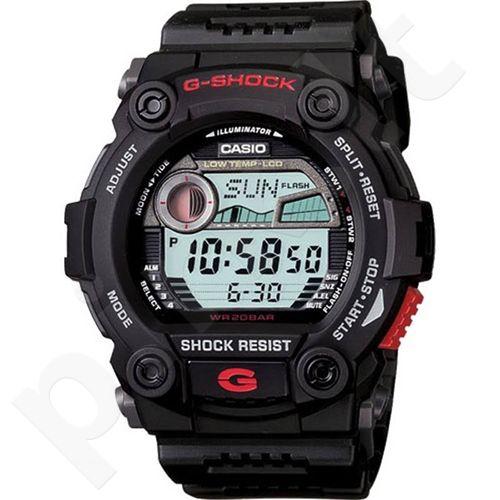 Casio G-Shock G-7900-1DR vyriškas laikrodis-chronometras