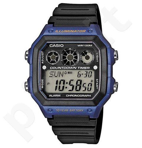 Vyriškas laikrodis Casio AE-1300WH-2AVEF