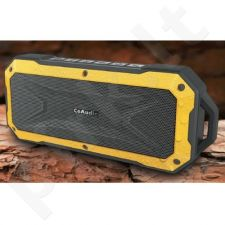 Portable,  waterproof Bluetooth speaker, 2x3W
