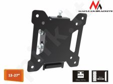 Maclean MC-596 TV Wall Mount Bracket LCD LED Plasma 13'' - 27'' 20kg High Qualit